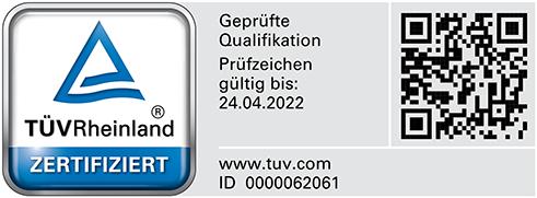 DSB-Zertifikat TÜV Rheinland Datenschutzbeauftragter Manfred Wöller